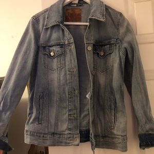 Levi's women's XS denim jacket